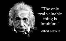 How to tell if its Intuition
