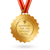 Top Psychic Blogger Award