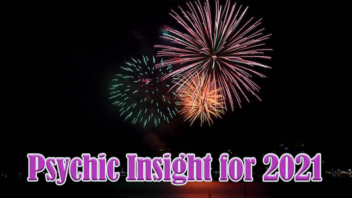 Psychic Insight for 2021 main